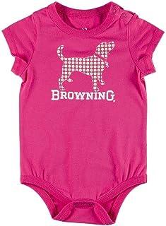 BROWNING 婴儿 chipmunk 连体衣提供6种颜色提供5种尺寸