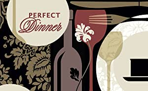 Platin Art Deco 桌早餐板 Perfect Dinner TF-UNU1110
