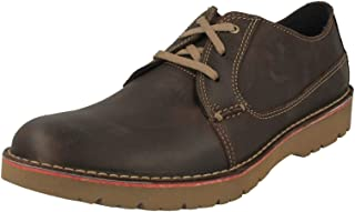 Clarks Vargo Plain 男士皮鞋 德比鞋