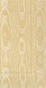 "波士顿国际纸巾 Moiree Gold 8.5"" x 4.5"" BF747009"