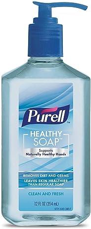 Purell *香皂,清洁清新,12 盎司 每瓶(3 件装)