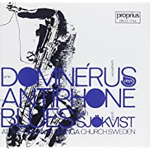 进口CD:蓝调萨克斯风(白教堂) Antiphone Blues/Arne Domnerus(CD)PRCD7744