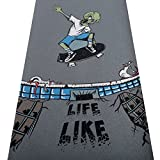 LifeLike 滑板抓握带骨架滑冰鼠 鼠碗