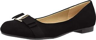 Revertide de de 美丽的轮廓,穿着舒适柔软的经典平带芭蕾舞鞋/5581 5581 女式