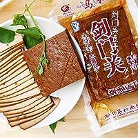剑门关特产五香麻辣豆腐干 休闲零食小包装 (麻辣味238g X10袋)
