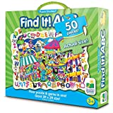 The Learning Journey Puzzle Doubles! Find It! ABC