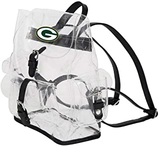 THE NORTHWEST COMPANY Green Bay Packers NFL Lucia 透明背包