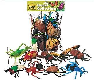 Wild Republic 塑料袋昆虫 10 件