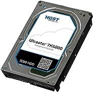 HGST, a Western Digital Company ULTRASTAR 7K6000 2000GB 7200RPM SAS 4KN ULTRA ISE 128MB Cache 3.5-Inch Internal Bare or OEM D