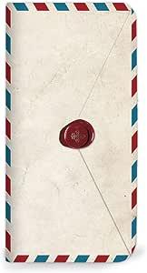 MITAS Aquos Xx2502sh 保护套翻盖式无腰带信信封邮票 C ( 25) NB - 0231- C / 502sh