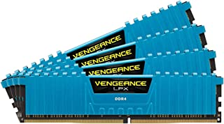 Corsair Vengeance LPX 32GB (4 x 8GB) DDR4 DRAM 2666MHz (PC4-21300) C16 memory kit for DDR4 Systems