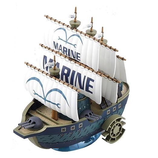 BANDAI/万代 海贼王船手办 (HGD-181585) 拼装模型船 (供应商直送)