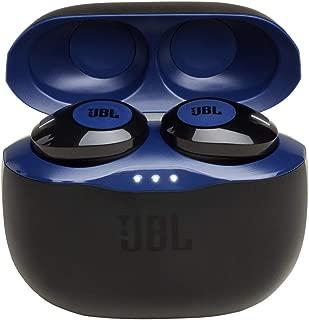 JBL Tune 120 TWS 真正无线入耳式耳机 - 蓝色