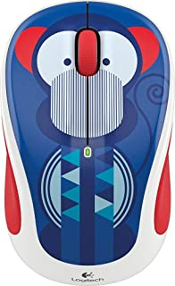 Logitech M325c Wireless Optical Mouse Red/Blue/White