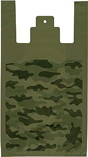 手提袋 树脂袋 迷彩 迷彩(100张) Large CMO-L