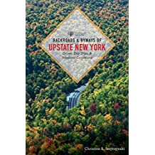 Backroads & Byways of Upstate New York (First Edition)  (Backroads & Byways) (English Edition)