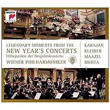 维也纳新年音乐会历史经典时刻(3CD+DVD)
