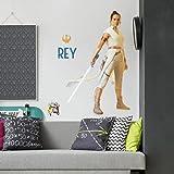 RoomMates 星球大战 Episode IX Rey 即剥即贴墙贴
