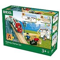 BRIO 33773 – 铁轨起动器套装 A,彩色