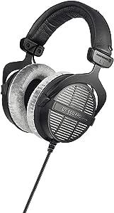 beyerdynamic 拜亚 DT 990 PRO 单侧连接线 头戴式录音棚耳机 可用于250欧姆的混音 母带及编辑