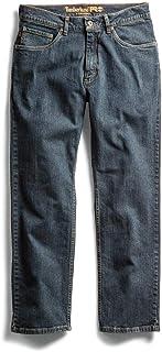 Timberland PRO A1V55 Grit-N-Grind Flex 男士直筒牛仔裤