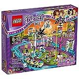 LEGO 乐高 Friends 系列 游乐场大型过山车 41130 8-12岁 积木玩具