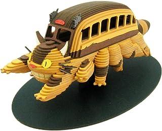 SANKEI 迷你纸模型 吉卜力工作室系列 龙猫 猫巴士 非比例 纸模型 MK07-23