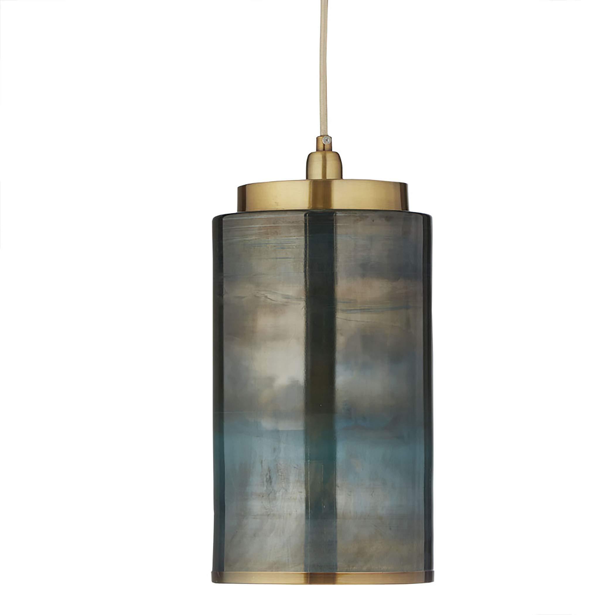 MADISON PARK 标志性 天花板餐厅照明灯具 悬挂 蓝色 See below MPS151-0062