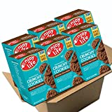 Enjoy Life Crunchy Cookies, Soy free, Nut free, Gluten free, Dairy free, Non GMO, Vegan, Double Chocolate, 6 Boxes