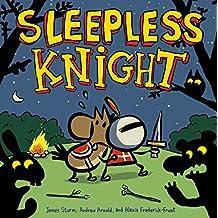 Sleepless Knight (Adventures in Cartooning) (English Edition)