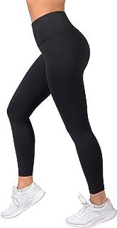 Power Flex 防皱高腰及踝打底裤 - 女式收腹打底裤