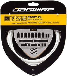 Jagwire Sport Shift XL 成人开关套装 男女皆宜 白色 均码