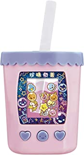 搅拌搅拌混合! 软糯珍珠酱 桃子奶茶 电子游戏