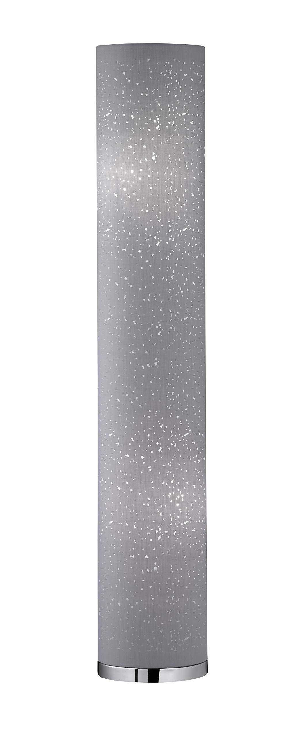 Fischer&Honsel 雷神 落地灯,金属,25 W,铬色