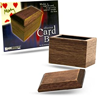 Magic Makers Illusion Card Box