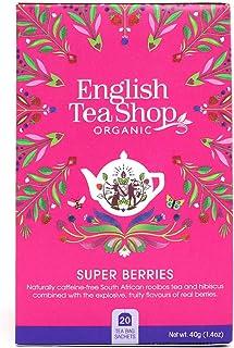 - 英国茶店 - *浆果,*,20个茶袋1件装(1 x)