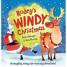 Rudey's Windy Christmas (English Edition)
