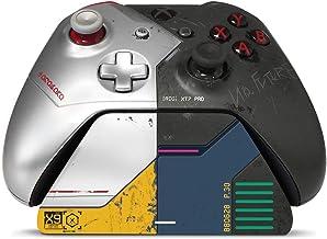 Controller Gear Cyberpunk 2077 限量版 - Xbox Pro 充電支架/充電站 - 官方* Xbox 配件(控制器單獨出售) - Xbox One (CSXBCPX1R-00CYB)