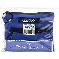 ChiaoGoo 扭曲短裤(美国尺码 4 至 8 )可互换针织套装 (S) 加入提示