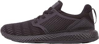 Kappa 中性款 成人 Moxie 运动鞋 黑色(黑色 1111) 40 EU