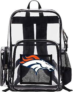 The Northwest Company Denver Broncos NFL 立体透明背包