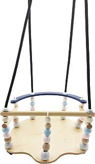 Hess-Spielzeug Hess 木质玩具 31102 豪华摇摆,自然,多色