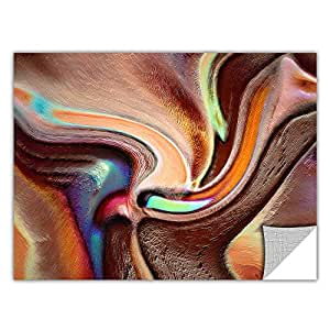 ArtWall 'Confluence' Removable Wall Art by Dean Uhlinger, 24 by 36-Inch