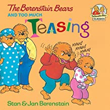 The Berenstain Bears and Too Much Teasing (First Time Books(R)) (English Edition)