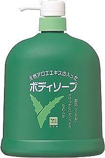 牛乳石鹸 芦荟沐浴露 1200ml