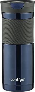 Contigo 康迪克 Byron 真空絕緣不銹鋼旅行杯,20盎司(約568ml),摩納哥