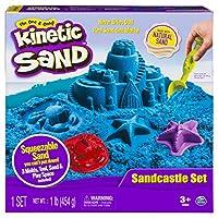 KINETIC Sand–sandcastle 套装(颜色随机)