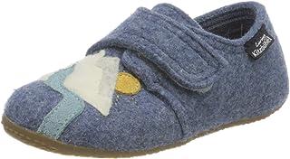Living Kitzbühel 男孩魔术贴模型 Rewooly 毛毡家居鞋