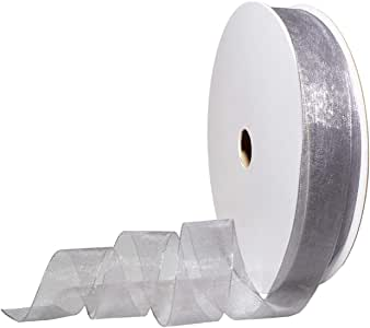 "Morex Ribbon 918 打印机色带 银色 7/8"" x 100 yards 91805/100-631"