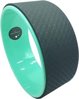 MyYogaWheels 瑜伽轮用于拉伸 - 改善手部平衡灵活性和背部*